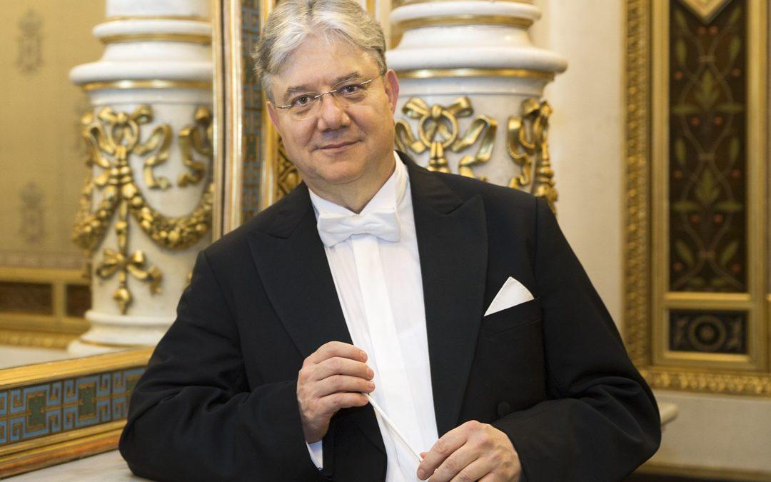 Andreas Spörri, Intendant und Musikalische Leitung