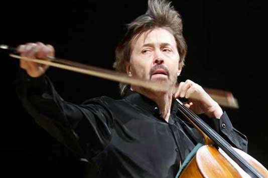 Ivan Monighetti, Violoncello