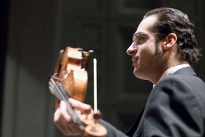 Marian Kraew, Violine