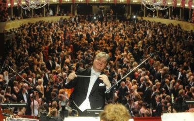 Andreas Spörri dirigiert beim Wiener Opernball